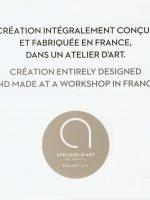 Alice Angevin, L'Atelier des Sacs à M'Alice, logo AAF(httpswww.ateliersdart.com)