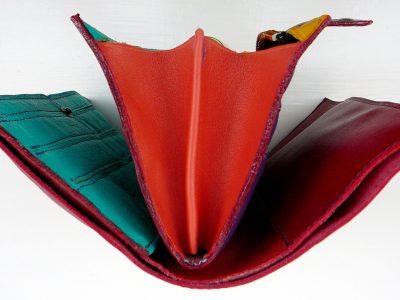 Alice Angevin, Les Sacs à M'Alice Compagnon 5 couleurs, coté