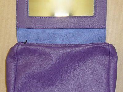 Les Sacs à M'Alice,Alice Angevin, etui-a-necessaire-15x10x5cm-violet
