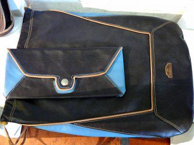 Les Sacs à M'Alice,Alice Angevin, Golf, sac soulier et gant